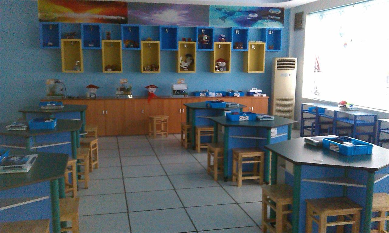学校实验室介绍-比特实验室